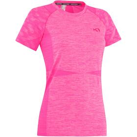 Kari Traa Marit - Camiseta manga corta Mujer - rosa